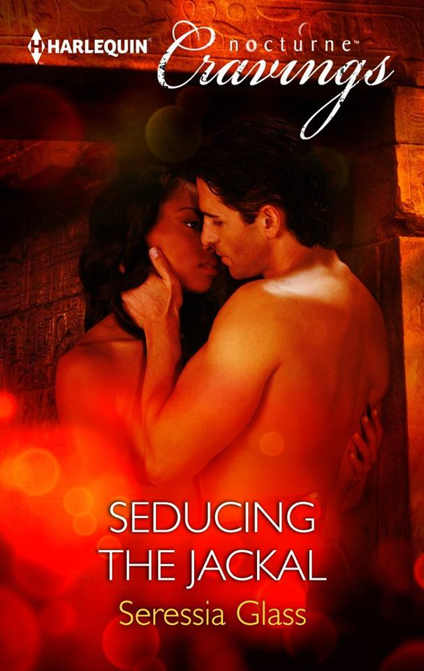 Seducing the Jackal cover